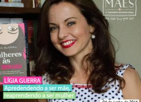 """PALESTRA – APRENDENDO A SER MÃE. REAPRENDENDO A SER MULHER."""