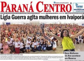"""""""Primeiro Encontro de Mulheres de Ivaiporã""""."""